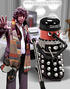 ...Dr Who-oover, init?