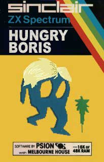 hungry boris