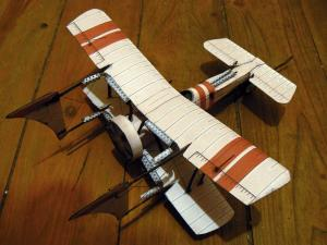 Cut-out biplane on b3ta.com board