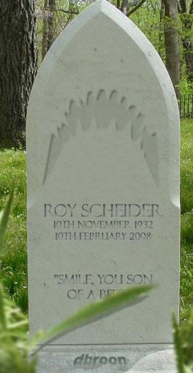 Roy Scheider died - Netphoria Message Board