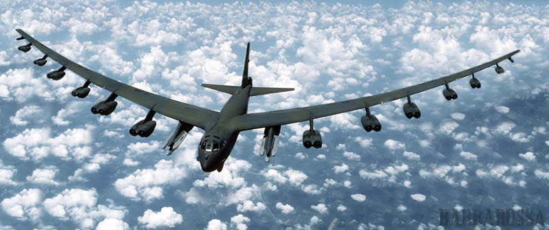 b52 bomber pictures. Barbarossa can#39;t think of a