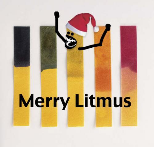 MERRY LITMUS!